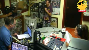 MANHÃ: Rádio Popular Afifense
