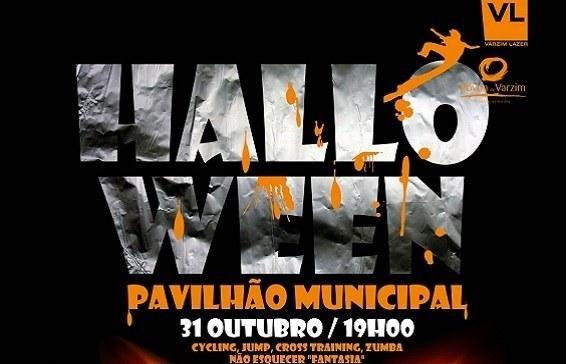 DIA DE ARREPIAR NO PAVILHÃO MUNICIPAL COM AULA DE HALLOWEEN