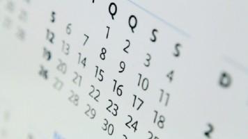 Agenda do Dia: Qua, 1 Julho