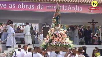 Peregrinação Nossa Senhora da Saúde – Missa Campal 2015