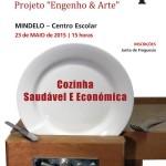 Workshop acozinha Mindelo