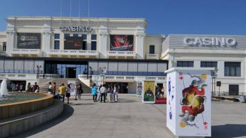 CIDADE LITORAL: Exposição Casino da Póvoa / ESEIG Design