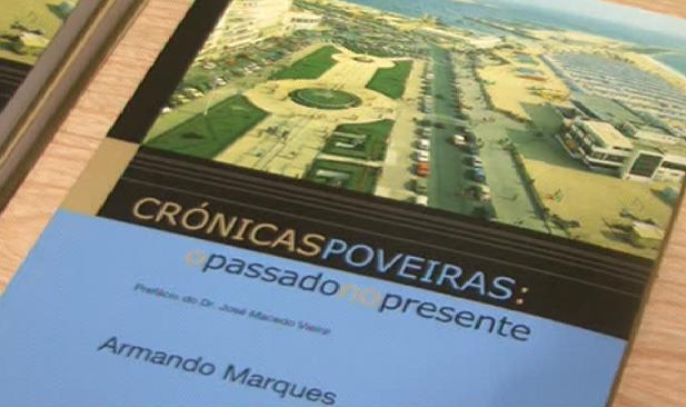 Lançamento do livro de Armando Marques