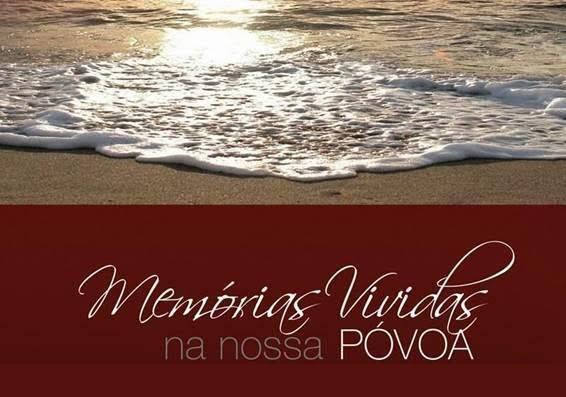 António Pereira lança livro sobre memórias ligadas à Póvoa