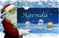 Agenda NATAL 07