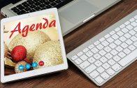 Agenda: Ter, 12 Janeiro