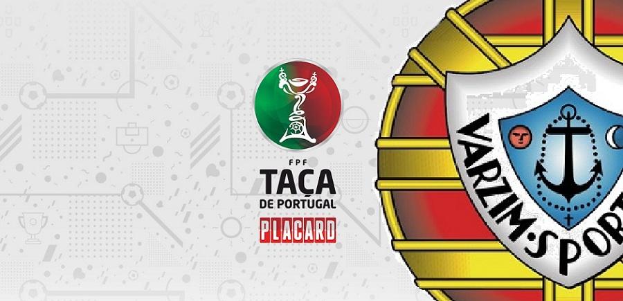 Varzim perde no Dragão e sai da Taça de Portugal
