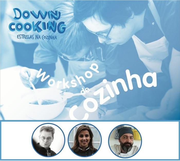 Prochef: down cooking estrelas na cozinha