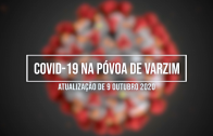 COVID – Atualização 9 Out