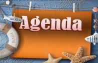 Agenda: Ter, 13 Julho