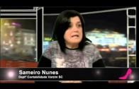 """""""1-  0 p'ra elas"""": Sameiro Nunes"""