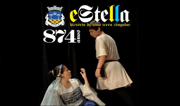 Estela assinala 874 anos