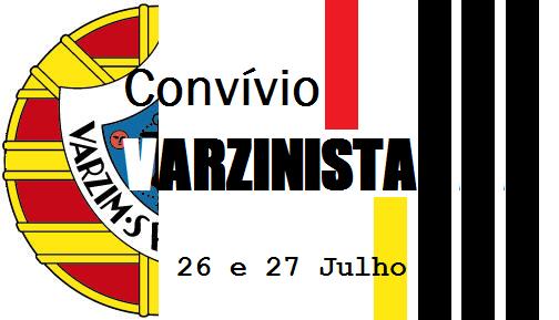Convívio Varzinista durante o fim de semana