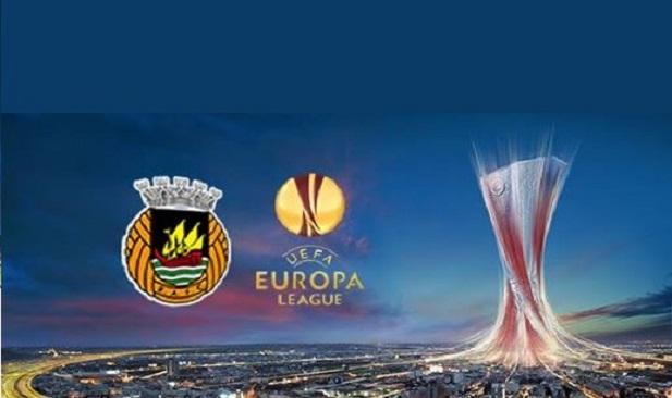 Liga Europa em Vila do Conde