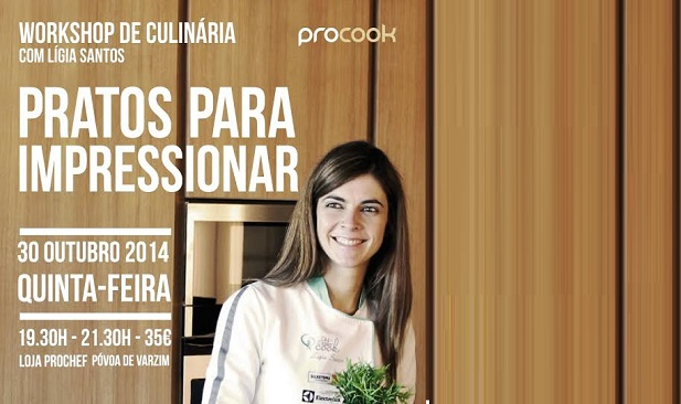 Prochef vai inaugurar nova Cozinha com a Chef Lígia Santos