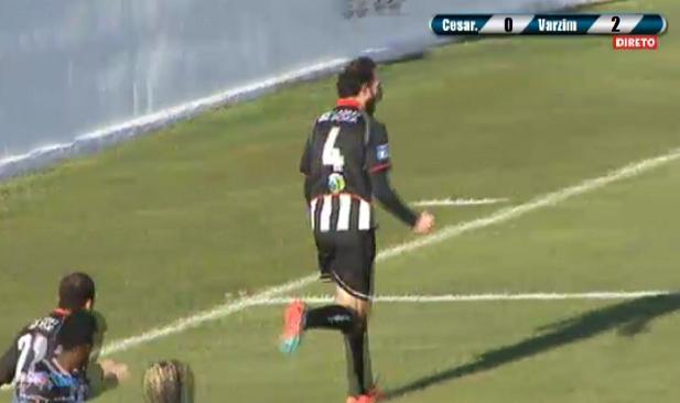 Varzim regressa às vitórias com Cesarense (0-2)