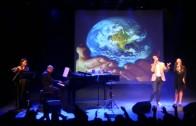 Rui Nova, Adriana Paquete, sofia Costa e Joaquim Bento: We are the world