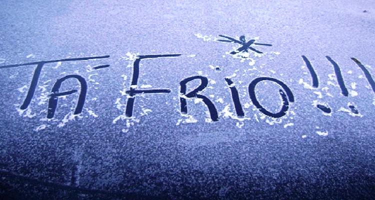 Frio: temperaturas baixas até ao fim de semana