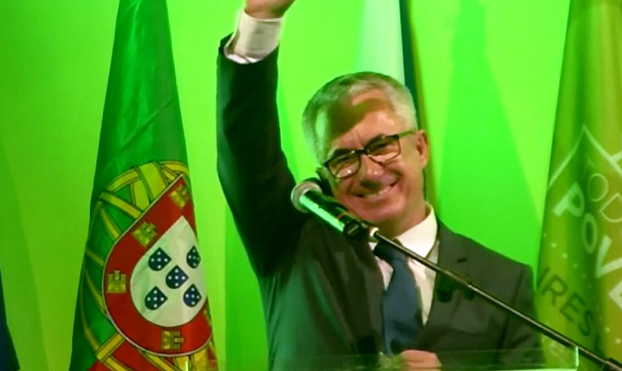 Aires Pereira lançou candidatura com sala cheia