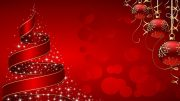 Merry Christmas Ppt Background #15919 within Merry Xmas Background