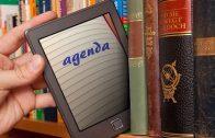 Agenda: Seg, 21 Set
