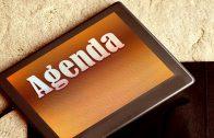 Agenda: Sexta, 15 Jan