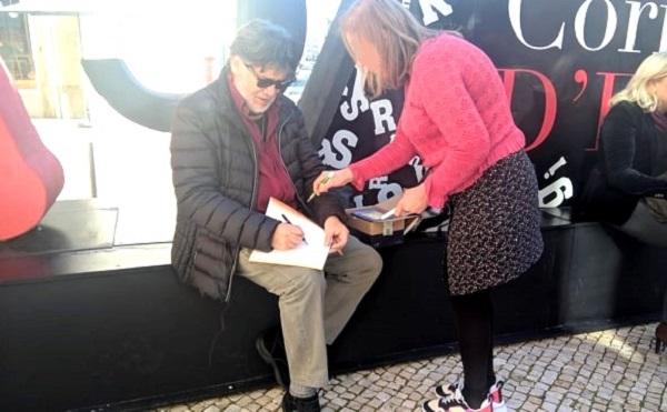 ÚLTIMA HORA: Escritor Luís Sepúlveda com Corona Vírus