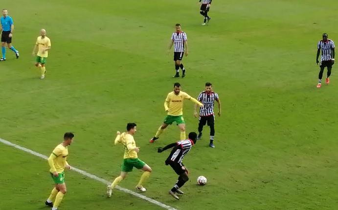 Varzim com exibição brilhante derrota Mafra (2-1)