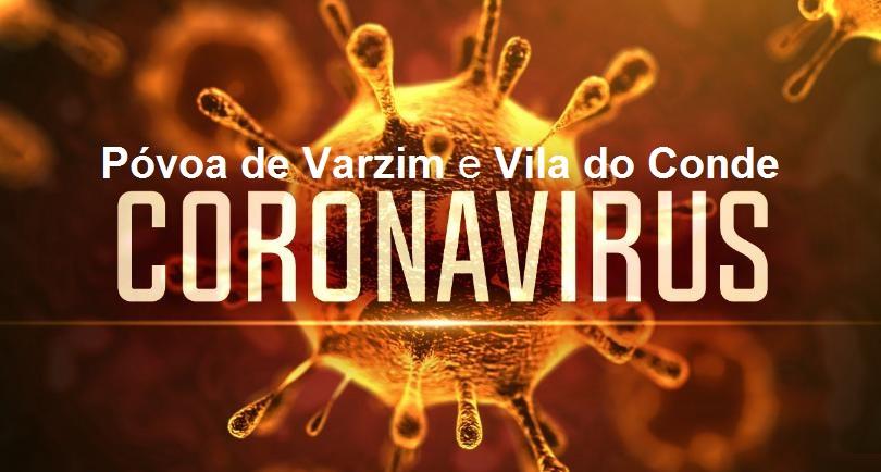 Coronavirus: 25 casos na Póvoa e Vila do Conde