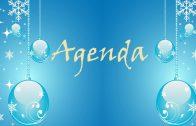 Agenda: Seg, 18 Janeiro